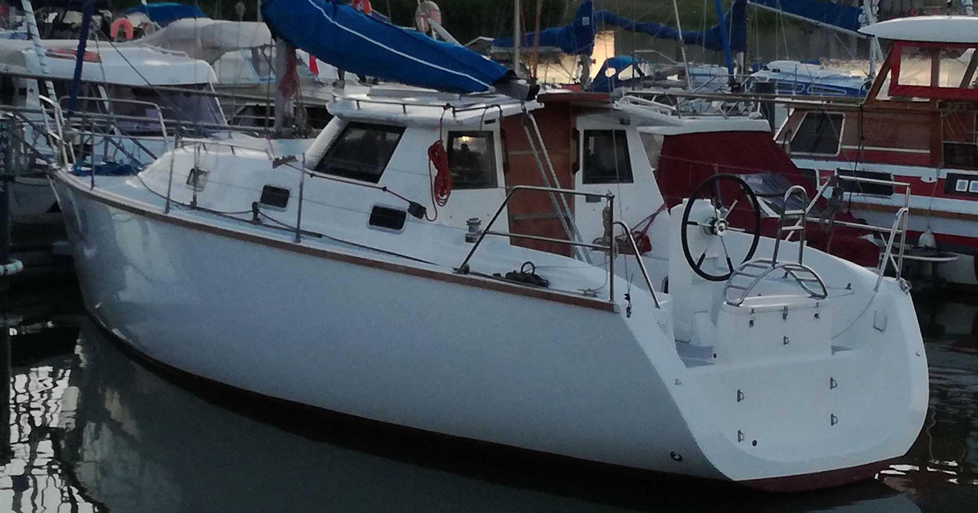 Jacht Arwena